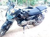 2012 Bajaj Pulsar 135 LS Motorcycle For Sale.