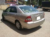 2002 Toyota Corolla 121 Car For Sale.