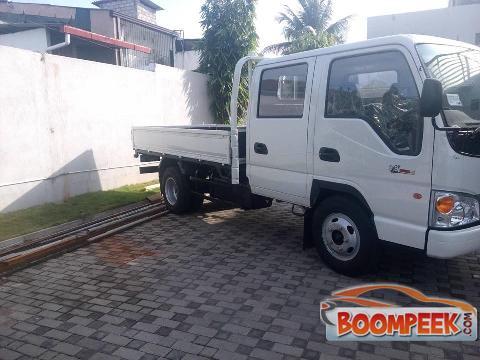 jac crew cab double wheel 10 5 feet cab pickup truck for sale in sri lanka ad id. Black Bedroom Furniture Sets. Home Design Ideas