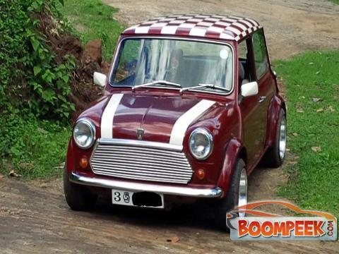 Austin Mini Cooper Car For