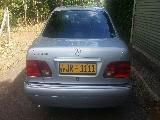 1996 Mercedes-Benz E230  Car For Sale.