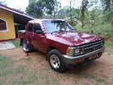 1981 Toyota Hilux ln40 Cab (PickUp truck) For Sale.