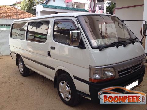 Toyota Hiace Lh178 Van For Sale In Sri Lanka Ad Id