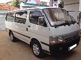 1999 Toyota HiAce LH178 Van For Sale.