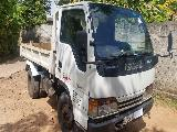 2002 Isuzu Elf NKR66  Tipper Truck For Sale.