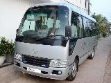 2010 Toyota Coaster XZB50 Bus For Sale.