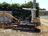 1989 yanmar  YB351  351 Constructional Vehicle For Sale.