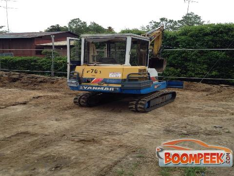 Yanmar B27  Constructional Vehicle For Sale