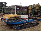 1989 Yanmar B27  Constructional Vehicle For Sale.
