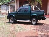 2002 Mitsubishi L200 L200 Cab (PickUp truck) For Sale.
