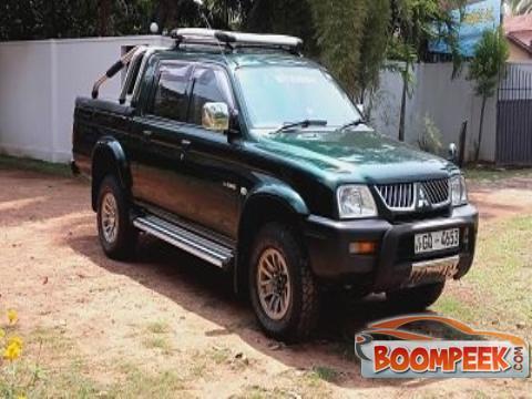 mitsubishi l200 l200 cab pickup truck for sale in sri lanka ad id cs00014407 boompeek. Black Bedroom Furniture Sets. Home Design Ideas