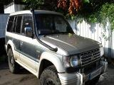 1992 Mitsubishi Pajero  SUV (Jeep) For Sale.