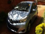 2013 Toyota Vitz  Car For Sale.