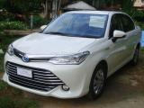 2015 Toyota Axio Hybrid  Car For Sale.