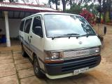Toyota Van For Sale in Badulla District