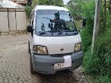2001 Nissan Vanette  Van For Sale.