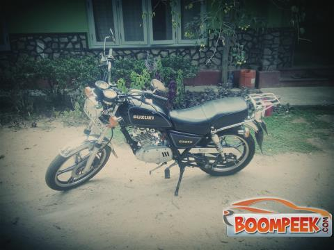 Suzuki GN 125 gn125h Motorcycle For Sale