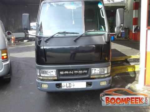Mitsubishi Canter 4m40 Lorry (Truck) For Sale In Sri Lanka