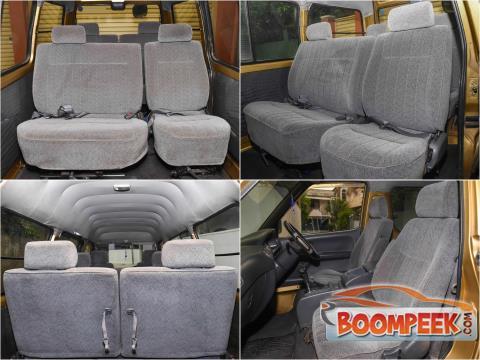 Toyota TownAce CR27 Van For Sale In Sri Lanka - Ad ID