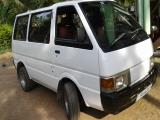 1993 Nissan Vanette S20 Van For Sale.