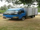 JAC 10.5 Feet Single Wheel  Lorry (Truck) For Sale.