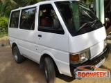1990 Nissan Vanette C22 Van For Sale.