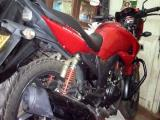 2013 Hero Honda Hunk  Motorcycle For Sale.