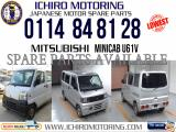 Mitsubishi Mini Cab U61V Van For Sale
