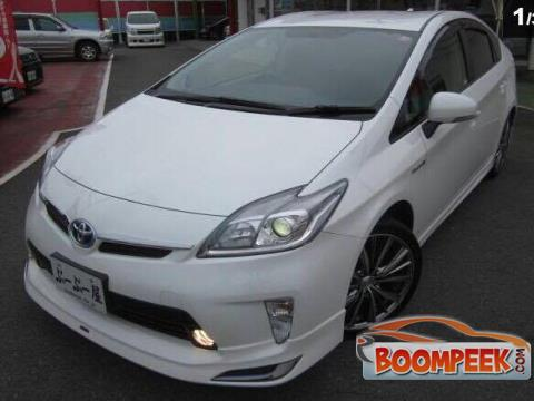 Toyota Prius ZVW30 Car For Sale
