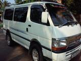 1991 Toyota HiAce LH113 Van For Sale.
