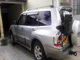 2004 Mitsubishi Montero  SUV (Jeep) For Sale.