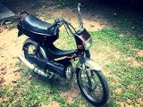 2010 Hero Honda  49cc Motorcycle For Sale.