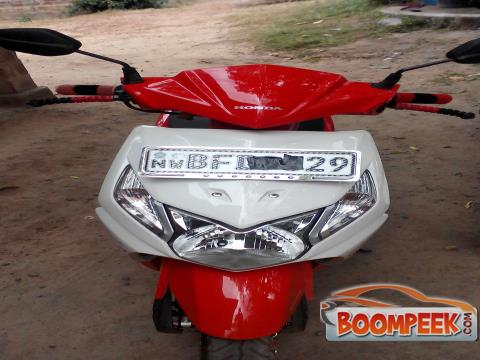 Honda -  Scoopy Bfd 9829 Motorcycle For Sale