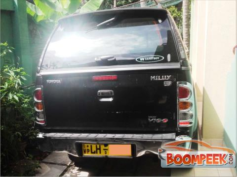 Toyota Hilux Vigo Cab (PickUp truck) For Sale