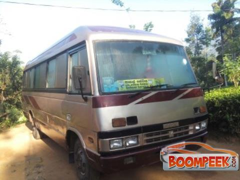 Isuzu Journey 62-57** Bus For Sale