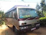 1991 Isuzu Journey 62-57** Bus For Sale.