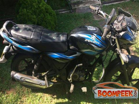 Bajaj Discover 100 DTS-si Motorcycle For Sale
