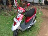 TVS Scooty Pep US-** 2009 Motorcycle For Sale
