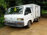 2000 subaru lory with frezer  Lorry (Truck) For Sale.