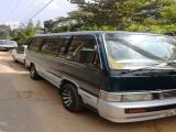 1993 Nissan Caravan E24  Van For Sale.