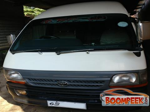Toyota HiAce LH 184 5L Van For Sale