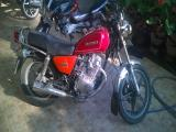 2004 Loncin LX125-2 gn 125 Motorcycle For Sale.