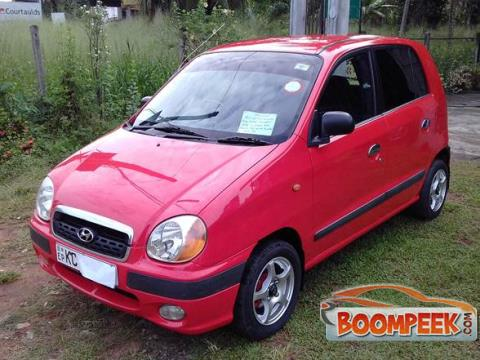 Hyundai Atos kmhah51 Car For Sale