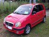 2003 Hyundai Atos kmhah51 Car For Sale.