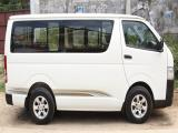 2014 Toyota HiAce  Van For Sale.