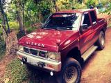 1989 Nissan D21  Cab (PickUp truck) For Sale.
