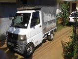2001 Mitsubishi Mini Cab U61T Lorry (Truck) For Sale.