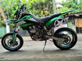 2012 Kawasaki D Tracker  Motorcycle For Sale.