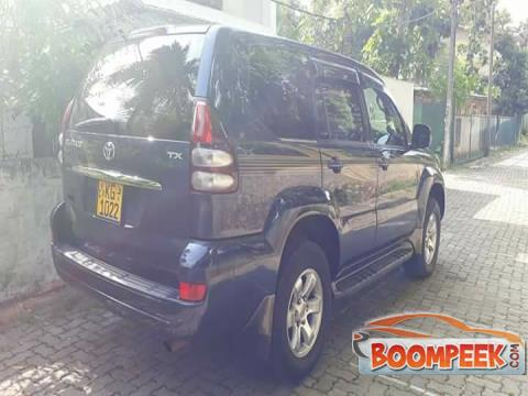 Toyota Prado TRJ120 SUV (Jeep) For Sale