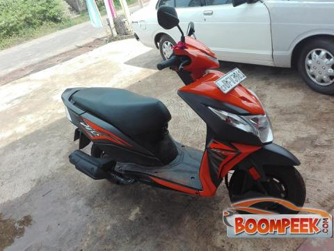 Honda -  Dio  Motorcycle For Sale